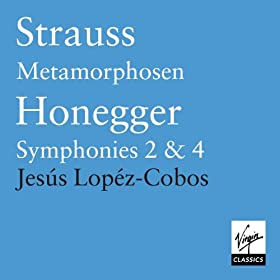 Honegger : Symphonies, etc