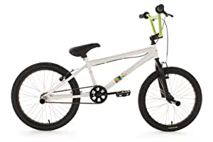BMX Freestyle 20'' Riddler blanc KS Cycling