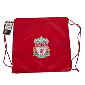 Liverpool FC Official Gym Sports Bag from Liverpool FC