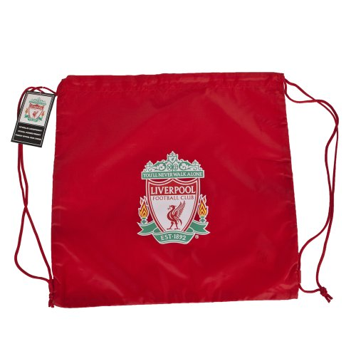 Liverpool FC Official Gym Sports Bag