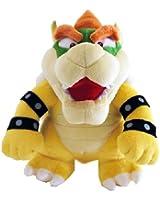 Together - PELNIN005 - Peluche - Nintendo - Mario Bross Wii Plush - Bowser - 26 cm