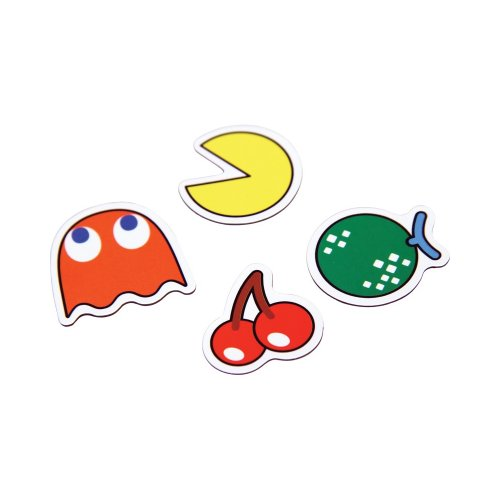 Pacman Novelty Fridge Magnets