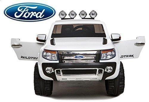 coche-electrico-para-conducir-babycar-ford-ranger-12-v-blanco-con-mando-a-distancia-para-el-control-