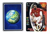 WIZARDS Premier League 2001-02 Manchester United ANDY COLE football card