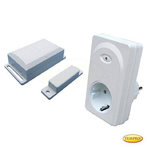 Funk-Abluftsteuerung-DIW-3600-W-Fensterkontaktschalter-DFM-1000-DFM-DZS
