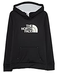 Women\'s The North Face Fave Pullover Hoodie TNF Black/TNF White Size Large