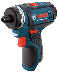 Bosch Bare-Tool PS21B 12-Volt Max Lithium-Ion 1/4-Inch Hex Driver