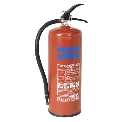 sealey-sdpe06-6kg-dry-powder-fire-extinguisher