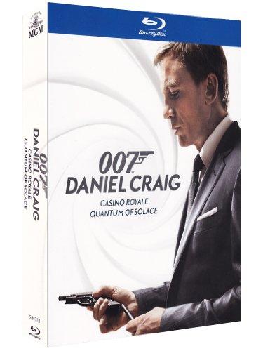 007 Daniel Craig - Casino Royale + Quantum of solace [Blu-ray] [IT Import]