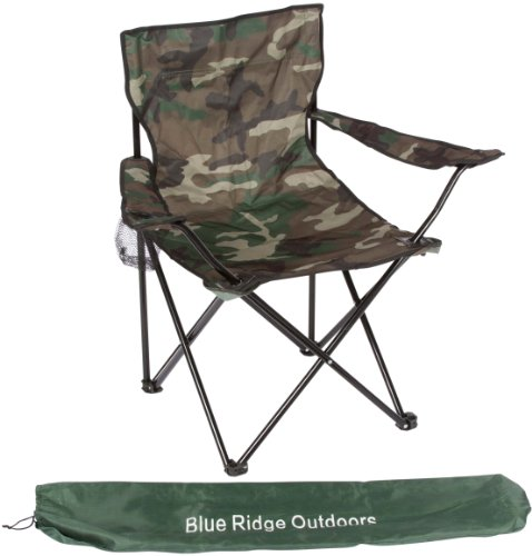 Blue Ridge Outdoors Camouflage Folding