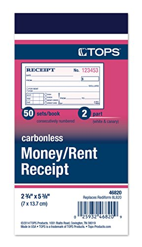 Buy ReceiptProducts Now!