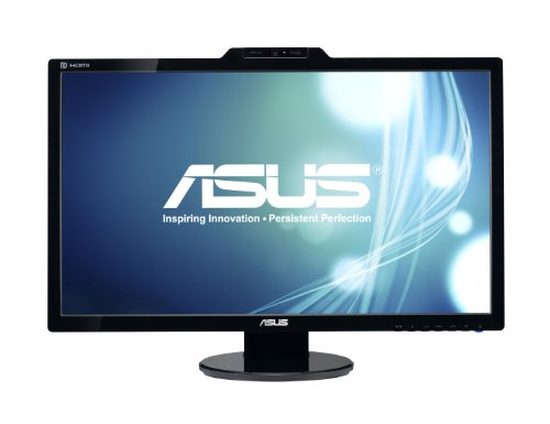 Asus Vk278Q 27-Inch Full-Hd 2Ms Led Monitor With Webcam front-626012