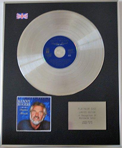 Kenny Rogers-Limitata CD platinum disc-La più di