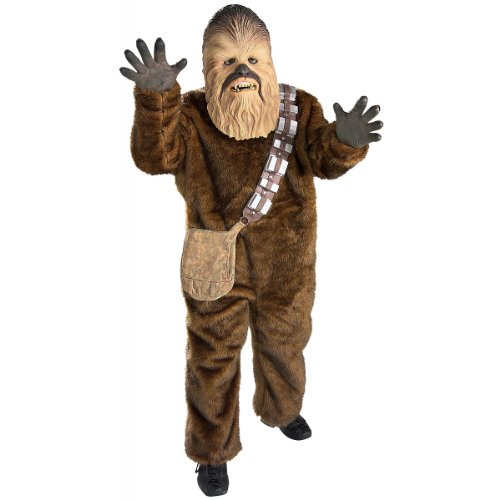 WMU - Chewbacca Deluxe Child Large