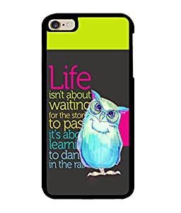 Fuson 2D Printed Quotes Designer back case cover for Micromax Canvas Knight 2 E471 - D4127