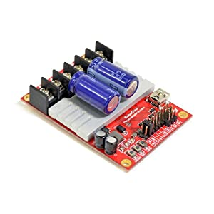 RoboClaw Dual 15A Motor Controller with USB by Orion Robotics
