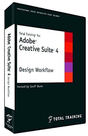 Total Training For Adobe CS4 Design Work