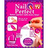 NAIL SMART COMPACT NAIL PAINTING NAIL STATION FOR THE BEST LOOKING PAINTED NAILS EVER