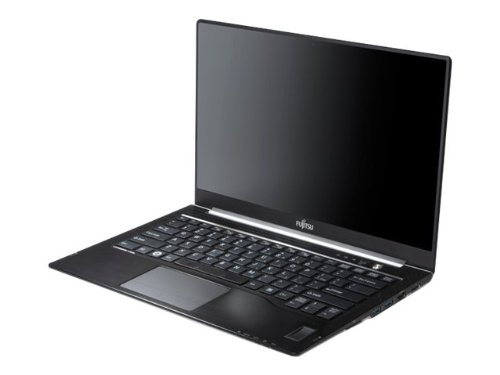 Fujitsu BU1A330000BAABIE LIFEBOOK U772 - Ultrabook - Core i5 3427U / 1.8 GHz - Windows 7 Professional 64-bit - 4 GB RAM - 320 GB Compound Drive ( 32 GB flash ) - 14 inch astray 1366 x 768 / HD - Intel HD Graphics 4000 - keyboard: US