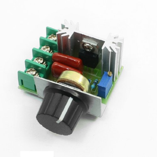2000Watt SCR Voltage Regulator Dimming Motor Speed Control Module