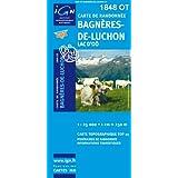Bagneres-de-Luchon/Lac d'Oo GPS: IGN.1848OT