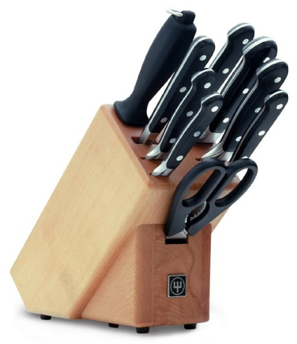 Wüsthof CLASSIC Knife block - 9842 - 9 pc. set