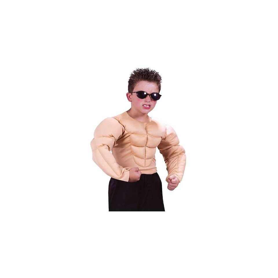 Kids Muscle Shirt Toys & Games
