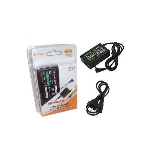 Alimentatore caricatore console psp 1000 2000 3000 per batteria caricabatteria
