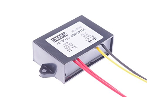 SMAKN® AC/DC TO DC Converter AC 16-28V/DC 16-40V Step Down to 12V/5A Power Supply Module (Ac To Dc Converter Module compare prices)