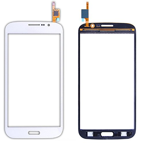 Jingxiguoji™ Novelty Touch Screen Glass Digitizer Replacement For Samsung Galaxy Mega I9152 (White)