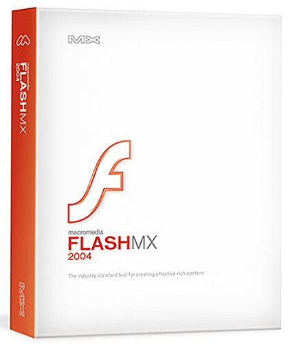 Flash Mx Professional 2004 - Ensemble Complet - 1 Utilisateur - Cd - Win, Mac - Français