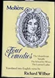 Four Comedies (0151617813) by Moliere