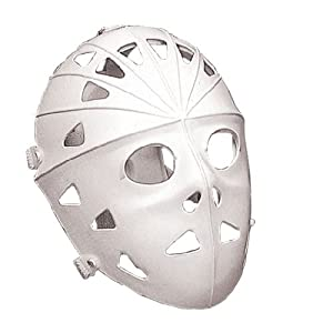 Buy Mylec Ultra Pro II Goalie Mask - White Sold Per PAIR by Mylec