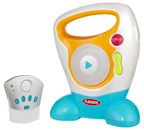 Playskool Made For Me MP3 Music Player - Blue