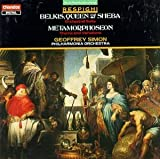 Ottorino Respighi: Belkis, Queen of Sheba/Metamorphoseon