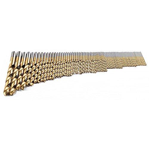 Kawasaki 841372 Drill Bit Set with Metal Case, 88 Pieces (Kawasaki Drills compare prices)