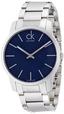Calvin Klein City K2G2114N Mens Wristwatch Very flat