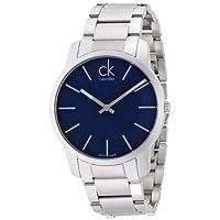 [カルバンクライン]ck Calvin Klein 腕時計 ck city(シーケー シティ) ジェント K2G2114N メンズ 【正規輸入品】