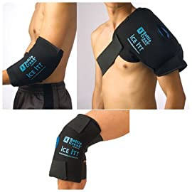 Ice it! ColdCOMFORT Therapy - Ankle/Elbow/Foot Wrap