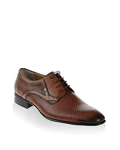DRG Derigo Zapatos derby Tabaco