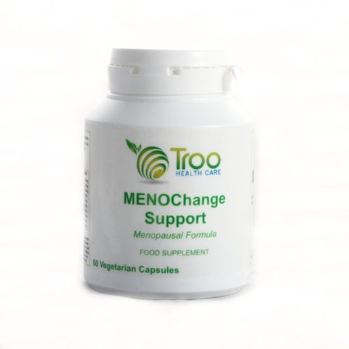 MENOChange Support 60 vegetarian capsules - Menopause Support Formula