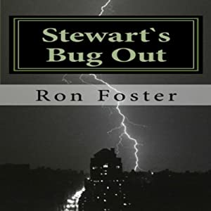 Stewart`s Bug Out Audiobook
