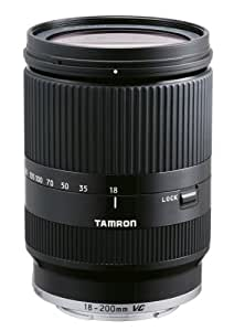 Tamron 18-200 mm VC Di III for Sony NEX - Black