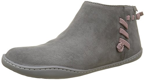 New Camper Women's Peu Cami Bootie Grey EU 38 / US 8 (Camper Peu Cami compare prices)