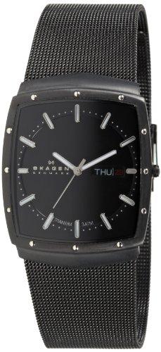 Skagen Gents Titanium Watch - 396LTMB