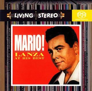 Mario Lanza - Living Stereo:Lanza at His Best - Zortam Music