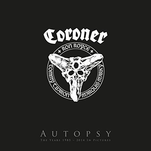 Coroner - Autopsy (Lp+ 3 Blu-Ray)
