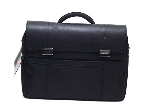 roncato-laptop-briefcase-harvard-412403-01-briefcase-with-laptop-compartment-flap-3-nylon-and-pu-lea
