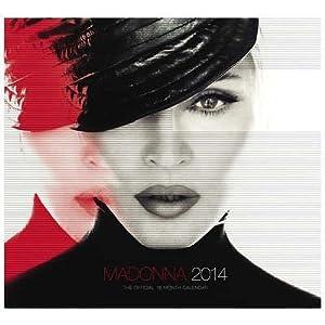 (11x12) Madonna - 2014 Calendar