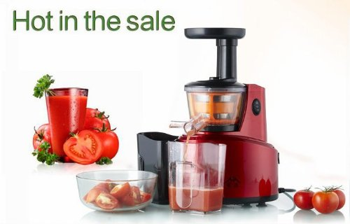 Review Mondial Slow Juicer - This Shopping
